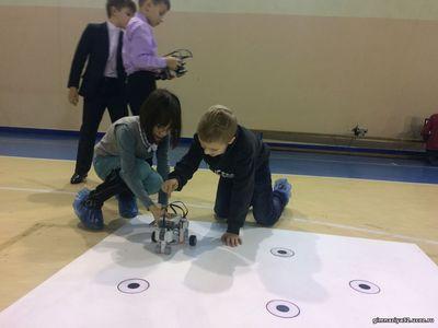 Картинка к материалу ''Городской чемпионат по робототехнике