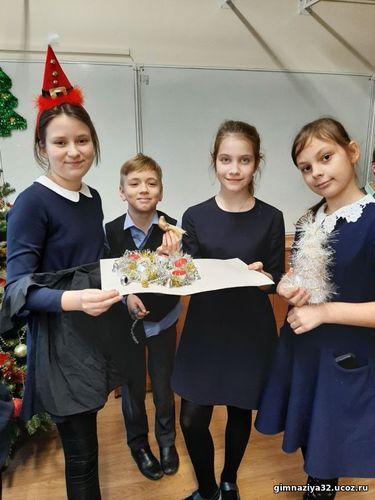 Картинка к материалу ''Мы празднуем Рождество''